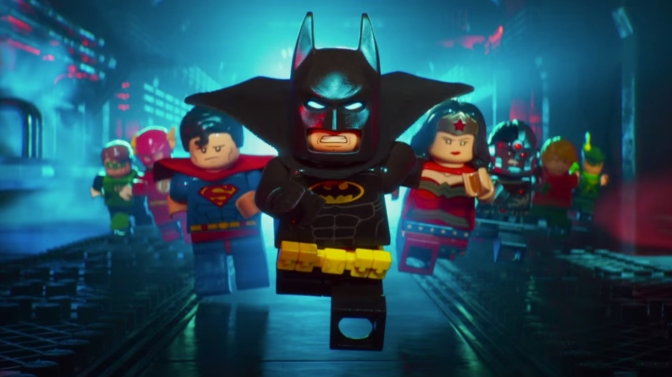 The Lego Batman Movie | Review