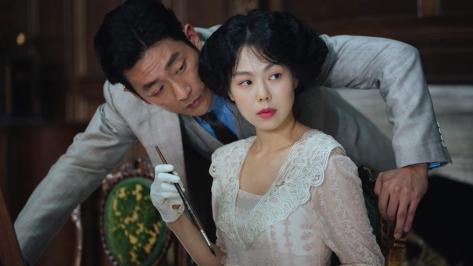 The Handmaiden (Park Chan-wook, 2017)