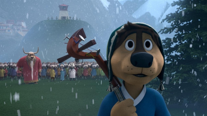 Rock Dog | Review