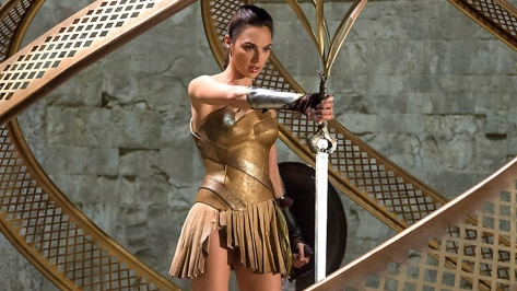 Wonder Woman (Patty Jenkins, 2017)