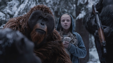 War for the Planet of the Apes (Matt Reeves, 2017)