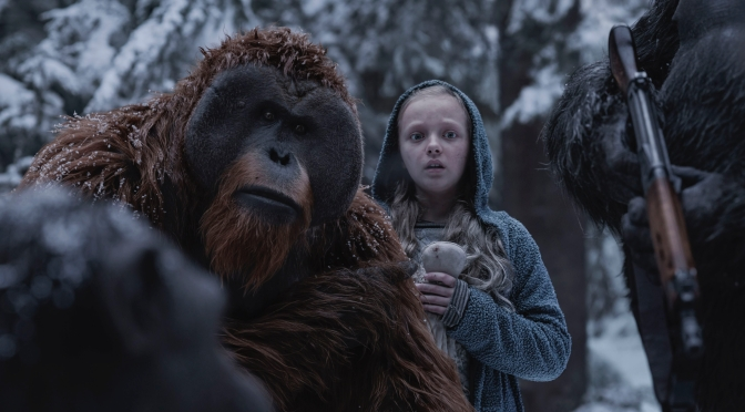 War for the Planet of the Apes | Review