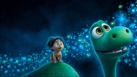 The Good Dinosaur (Peter Sohn, 2015)