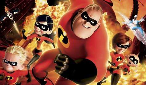 The Incredibles (Brad Bird, 2004)