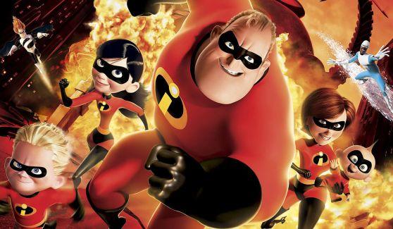 The Incredibles (Brad Bird, 2004)