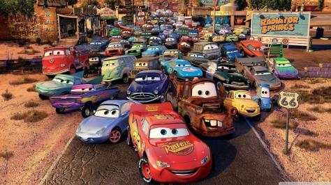 Cars (John Lasseter, Joe Ranft, 2006)