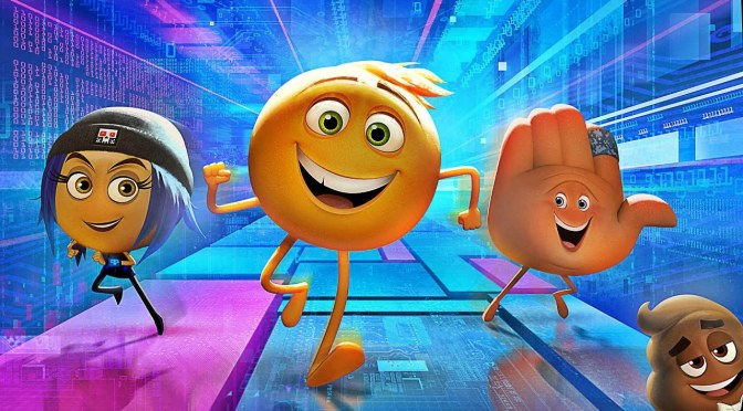 Everything you need to know about The Emoji Movie