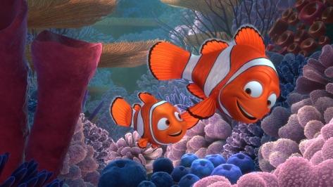 Finding Nemo (Andrew Stanton, Lee Unkrich, 2003)