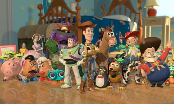 Toy Story 2 (John Lasseter, Lee Unkrich, Ash Brannon, 1999)
