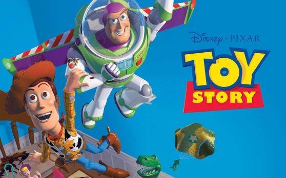 Toy Story (John Lasseter, 1995)
