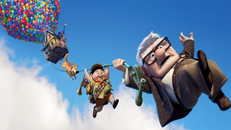 Up (Pete Docter, Bob Peterson, 2009)