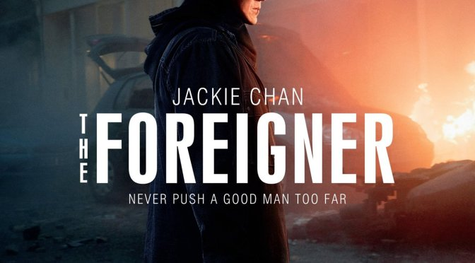 Exclusive ON-SET look at The Foreigner
