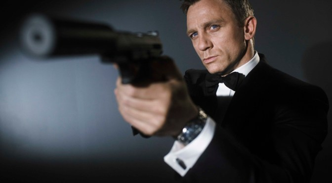5 times Daniel Craig nailed it as 007