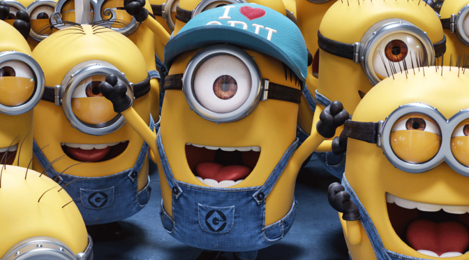Despicable Me 3 | Review