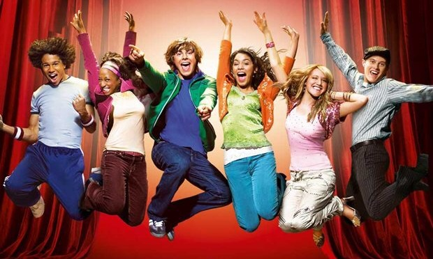 What's the deal with High School Musical 4?