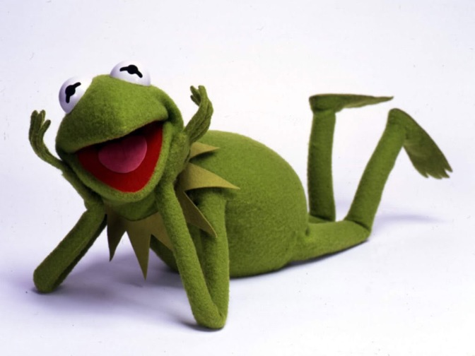 Kermit the Frog has a new voice…