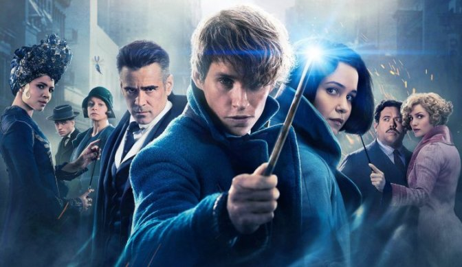 FIRST LOOK: Behind the scenes of Fantastic Beasts 2