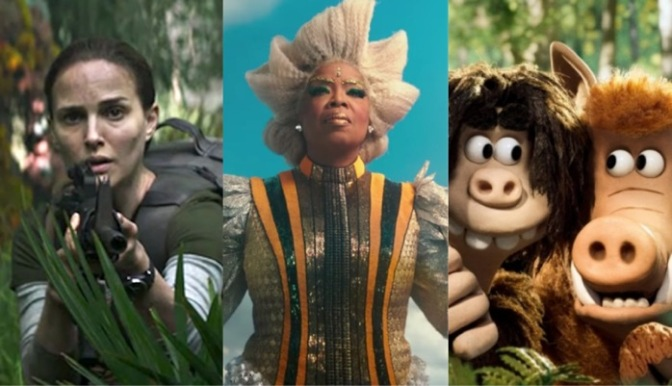 10 trailers that will make you wish it was 2018 already