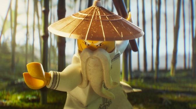 The Lego Ninjago Movie | Review