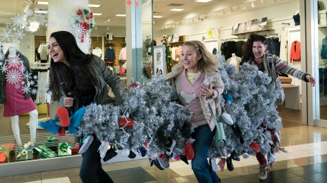 A Bad Moms Christmas (Jon Lucas and Scott Moore, 2017)