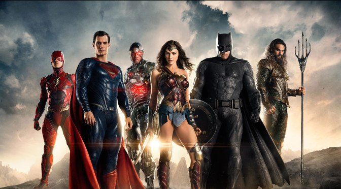 All in? It's time for Justice League