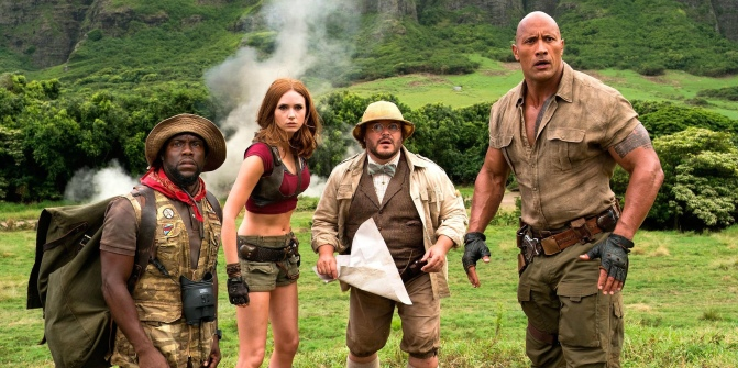 Jumanji: Welcome to the Jungle | Review