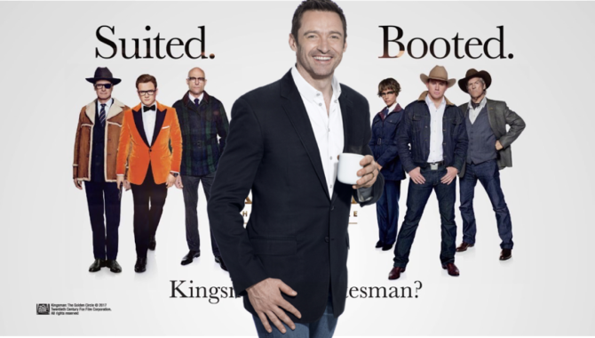 RUMOUR: Hugh Jackman to star in Kingsman 3
