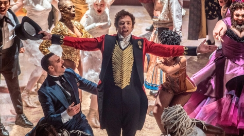The Greatest Showman (Michael Gracey, 2017)