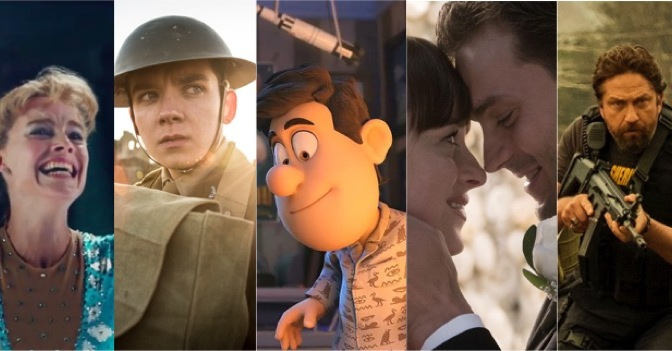 February 2018: All the biggest films coming your way!