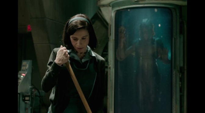 The Shape of Water | Review