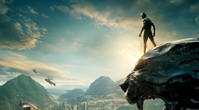 Here's why Black Panther matters…