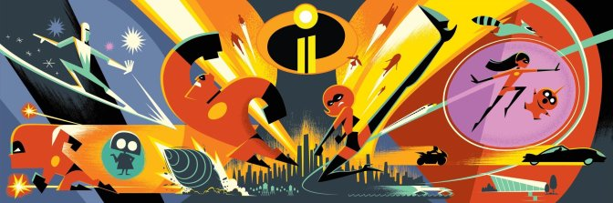 WATCH: Check out Pixar's thrilling new trailer for The Incredibles 2