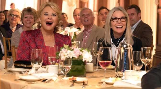 FIRST LOOK: It's 50 Shades of Diane Keaton in new Book Club trailer