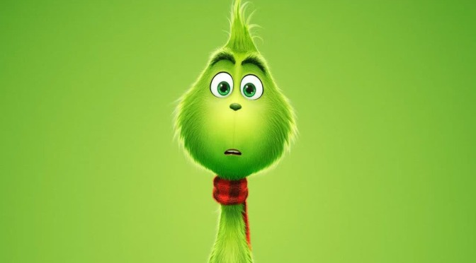 FIRST LOOK: Benedict Cumberbatch in The Grinch trailer
