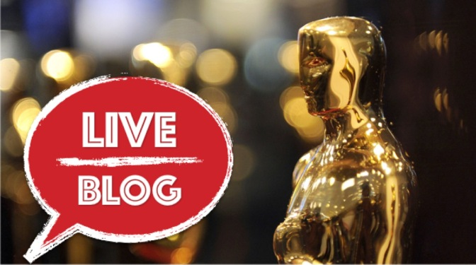 OSCARS 2018 | LIVE BLOG – as it happened