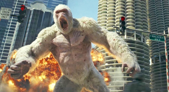 Rampage | Review