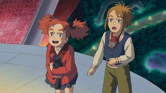 Mary and the Witch's Flower | Review