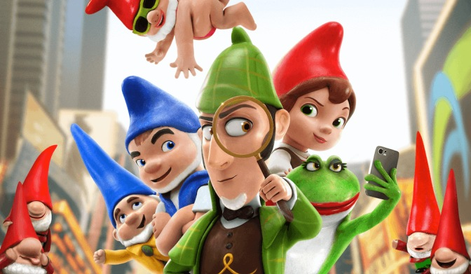 Sherlock Gnomes | Review