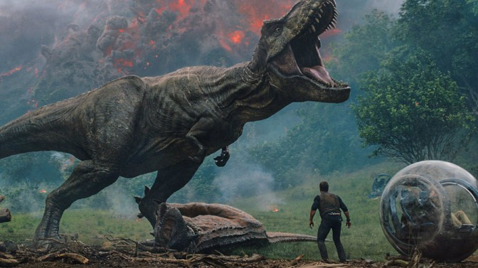 Jurassic World: Fallen Kingdom | Review