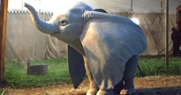FIRST LOOK | Disney's new Dumbo trailer is completely adorable