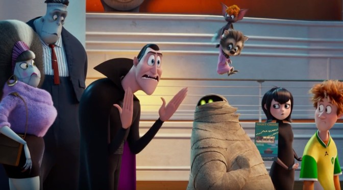Hotel Transylvania 3: A Monster Vacation   Review