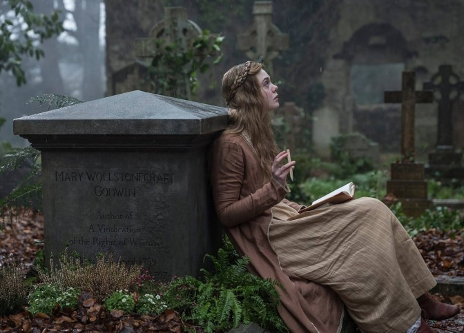 Mary Shelley | Review