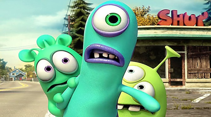 Luis and the Aliens | Review