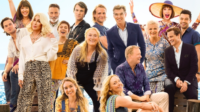 Everything you need to know about Mamma Mia 2