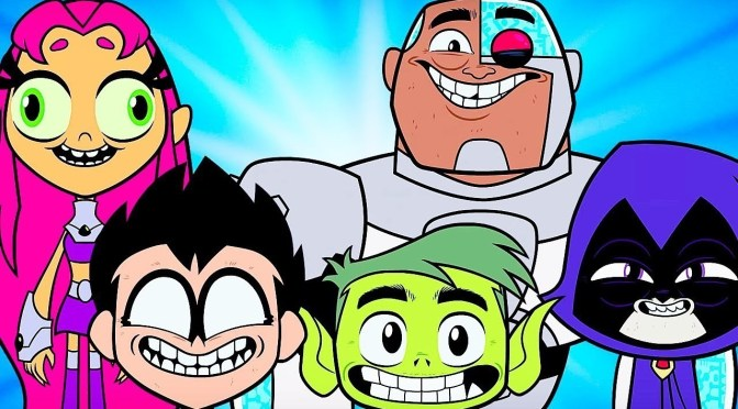 Teen Titans Go! To the Movies | Review