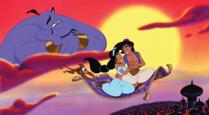 Every Disney remake currently in production…