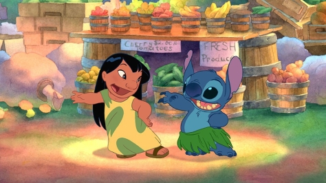FILM - LILO AND STICH - JUN 2002