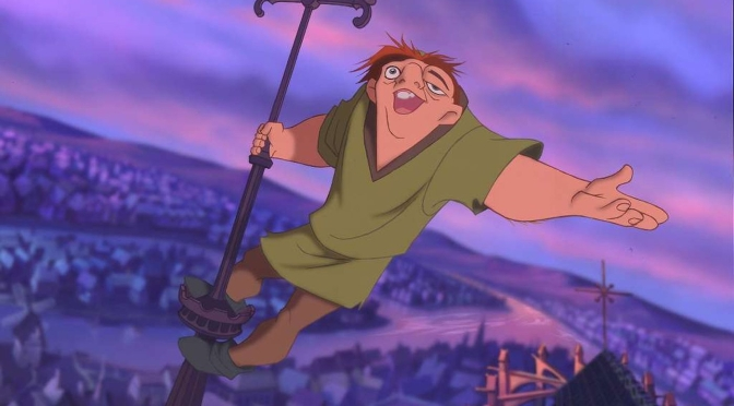 Who could star in Disney's live-action Hunchback of Notre-Dame?
