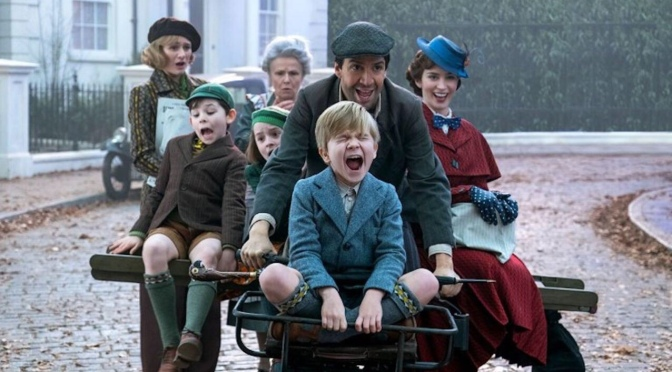 Check out this brand new magical Mary Poppins Returns trailer