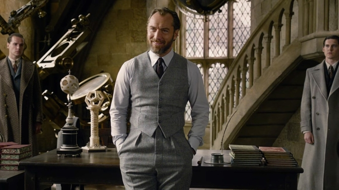 Fantastic Beasts: The Crimes of Grindelwald | Review